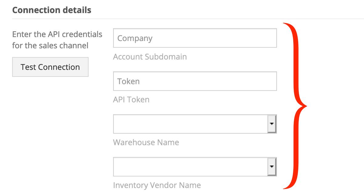 ApparelMagic API credentials