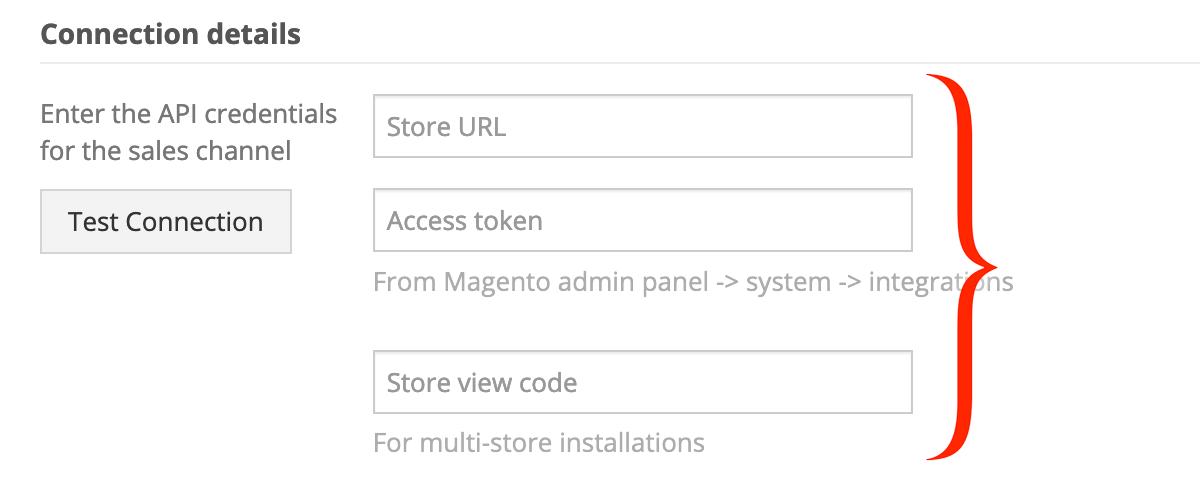 Magento 2 API credentials