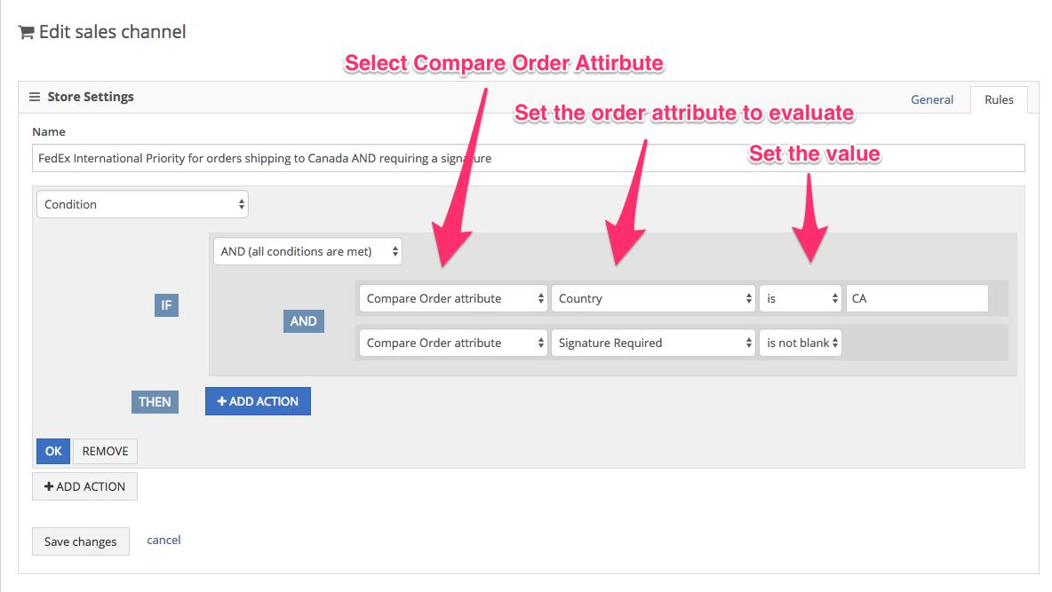 DropStream - Add a shipping address